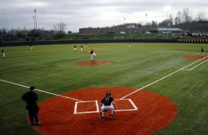synthetic turf for commercial sport field